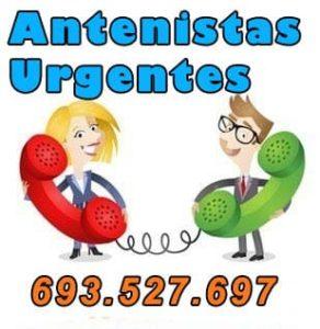 Antenistas urgentes